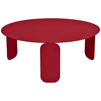Shown in Poppy Red finish, 30 inch size