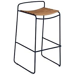 Surprising Teak Bar Stool