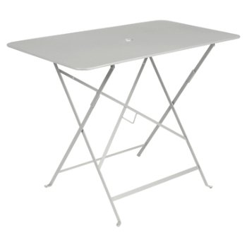Shown in  Steel Grey Flat Satin, 38 inch x 22 inch