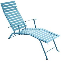 Bistro Folding Chaise Lounge