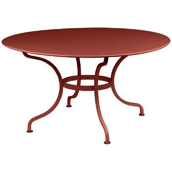 Shown in Red Ochre Matte Textured, 55 inch