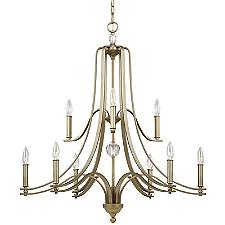 Evington 2-Tier Chandelier