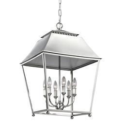 Galloway 6-Light Pendant