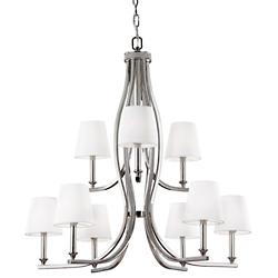 Pave Chandelier