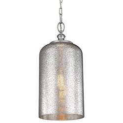 Hounslow Pendant (Polished Nickel/Silver Mercury) - OPEN BOX