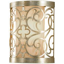 Arabesque Wall Sconce (Silver Leaf Patina) - OPEN BOX RETURN