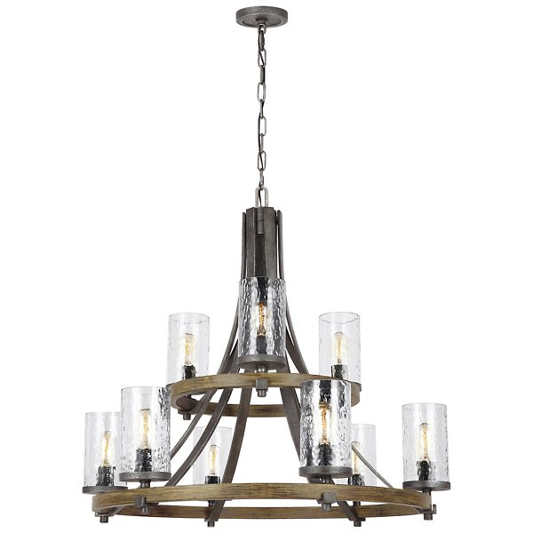 Angelo Two-Tier Chandelier