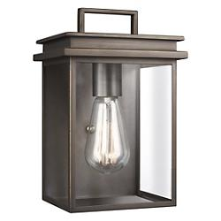 Chappman Outdoor Wall Lantern