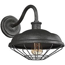 Lennex Indoor/Outdoor Wall Lantern No. 1829