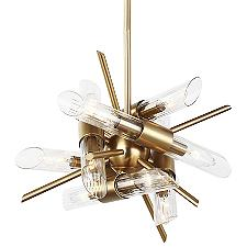 Quorra Mini 12-Light Chandelier