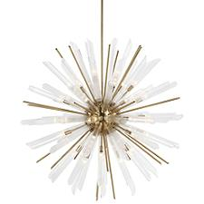 Quorra 41-Light Chandelier