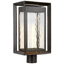 Urbandale Outdoor LED Post Lantern
