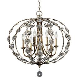 Leila Chandelier (6 Lights) - OPEN BOX RETURN