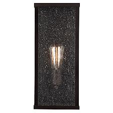 Lumiere Tall Outdoor Wall Sconce