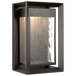 Urbandale Outdoor LED Wall Lantern (Medium) - OPEN BOX