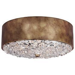 Dori Flushmount (Brass/18 inch) - OPEN BOX RETURN