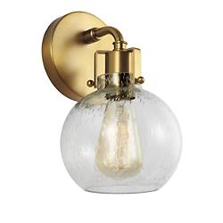 Clara Bath Wall Sconce