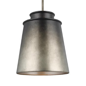 Shown in Oil Can Grey finish, Small size