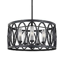 Patrice Outdoor Chandelier
