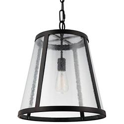 Harrow Pendant (Oil Rubbed Bronze/Incandescent) - OPEN BOX RETURN