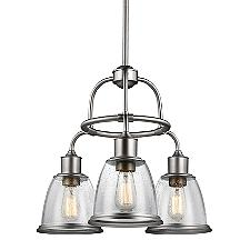 Hobson 3 Light Multi-Light Pendant