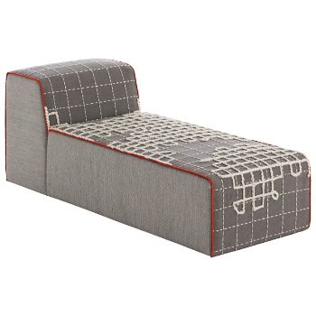 Bandas Chaise Lounge A