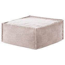 Sail Square Pouf