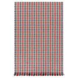 Garden Layers Outdoor Tartan Rug