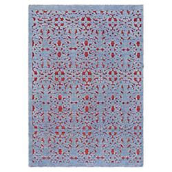 Hand Knotted Damasco Rug