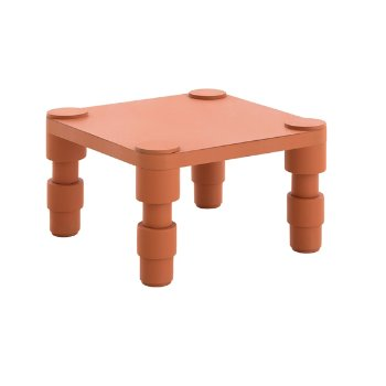 Shown in Terracotta finish, Small size