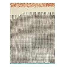 Backstitch Calm Area Rug