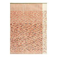 Backstitch Busy Area Rug