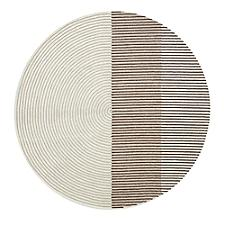 Ply Round Area Rug