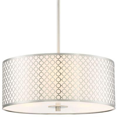 Solis led drum pendant by pablo designs at lumens dots drum pendant aloadofball Gallery