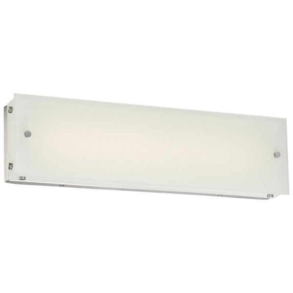 Button LED Bath Bar