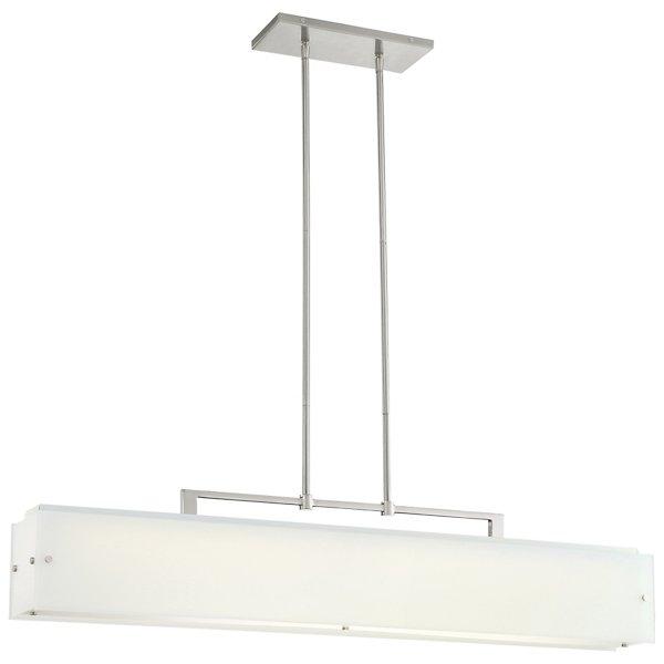 Button LED Linear Suspension