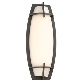 Morida LED Indoor/Outdoor Wall Sconce