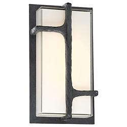 Sirato Outdoor LED Wall Sconce