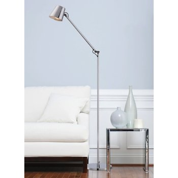 P303 LED Floor Lamp, in use