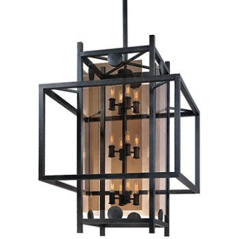 Crosby 3-Tier Chandelier