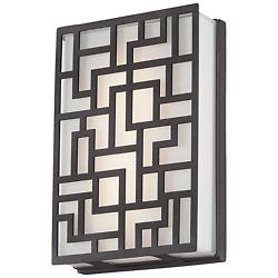 Alecia's Necklace Indoor/Outdoor Wall Sconce (S) - OPEN BOX