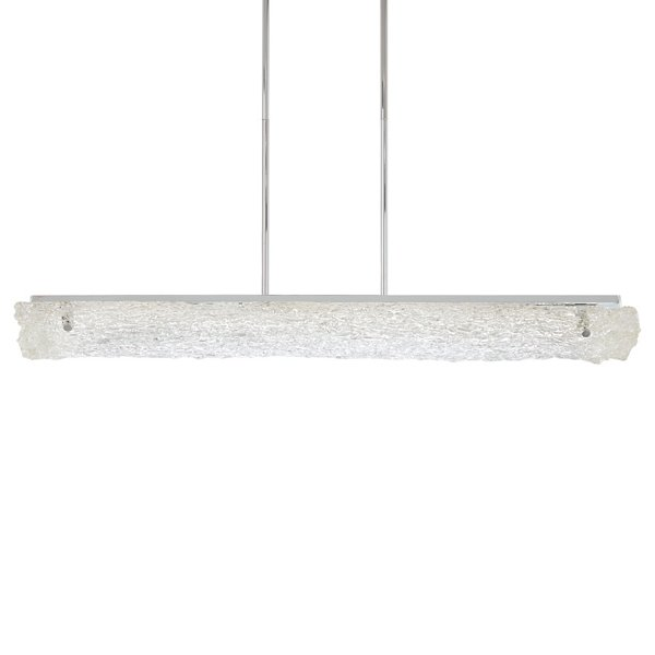 Forest Ice LED Linear Suspension
