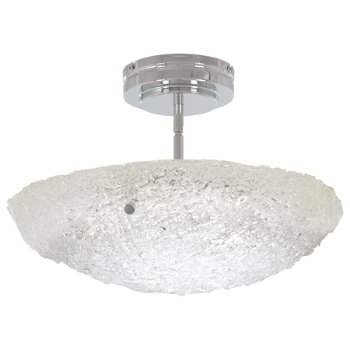 Forest Ice LED Pendant / Semi-Flushmount