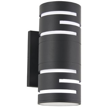 Groovin Outdoor LED Wall Sconce