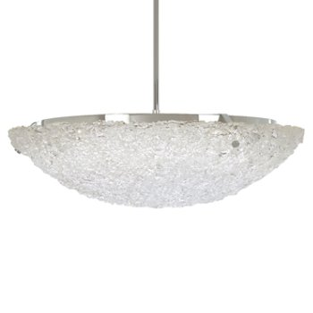 Forest Ice P1389 LED Pendant / Semi-Flushmount