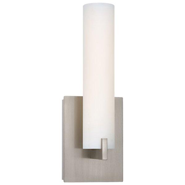 Tube LED Wall Sconce (Brushed Nickel) - OPEN BOX RETURN