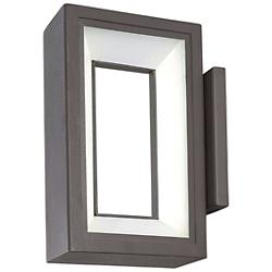 Skylight LED Outdoor Wall Sconce