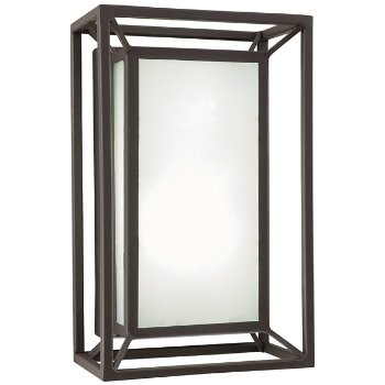Outline LED Outdoor Wall Sconce
