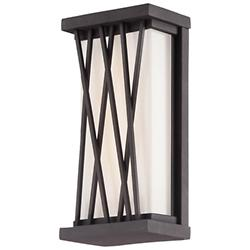 Hedge LED Indoor/Outdoor Wall Sconce