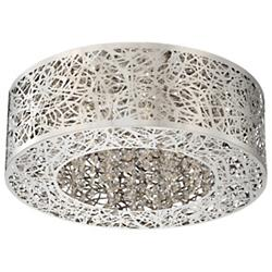 Hidden Gems LED Flushmount